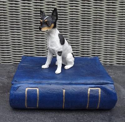 Rat Terrier Urne Buch