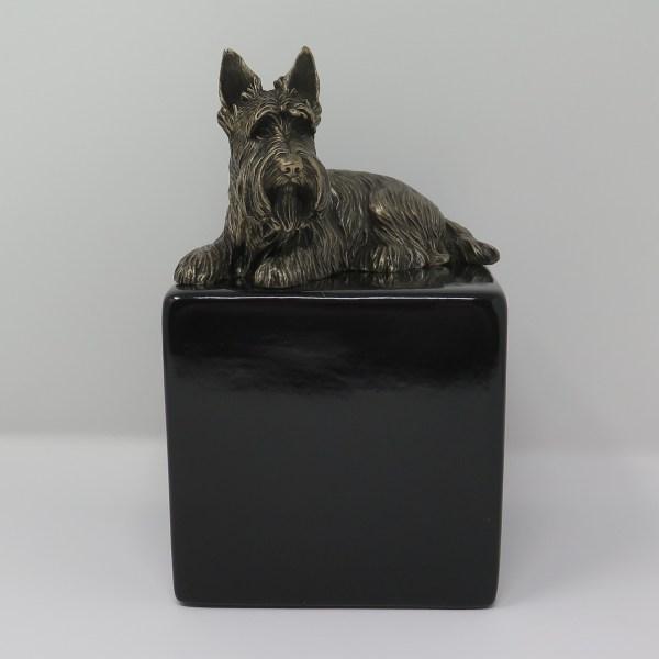Scottish Terrier Urne Designurne