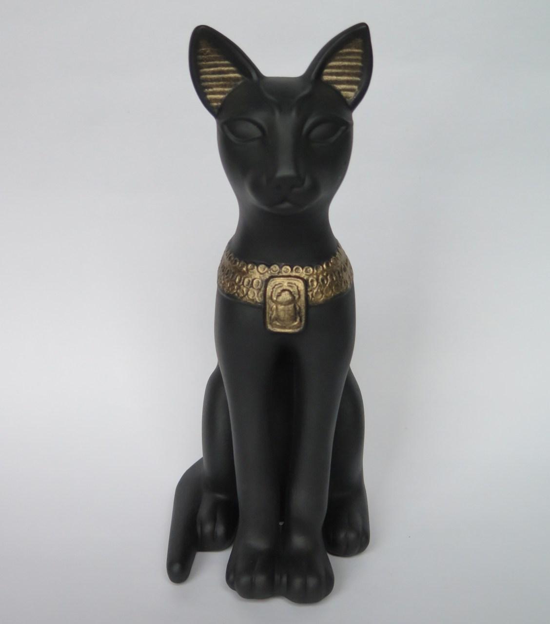 """Katzenurne """"Ägyptische Katzenurne"""""""