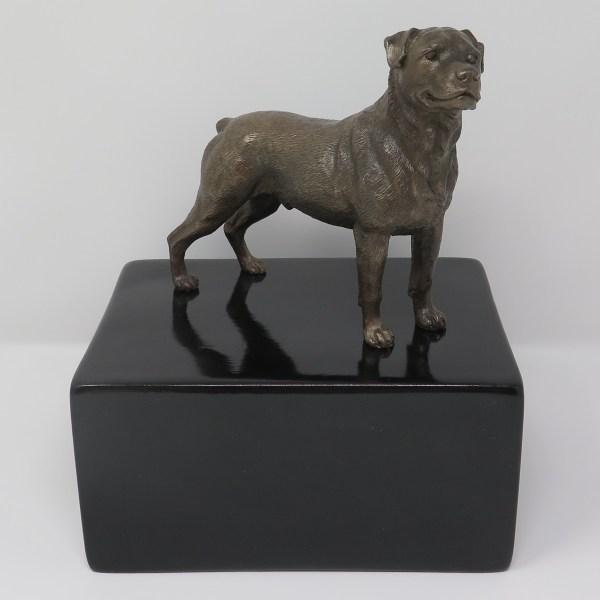 Rottweiler Urne Designurne