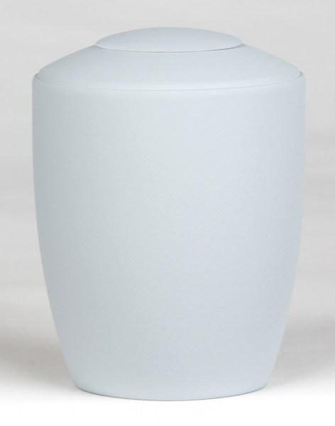 Tierurne mit Teelicht Hellgrau in 1,5 Liter
