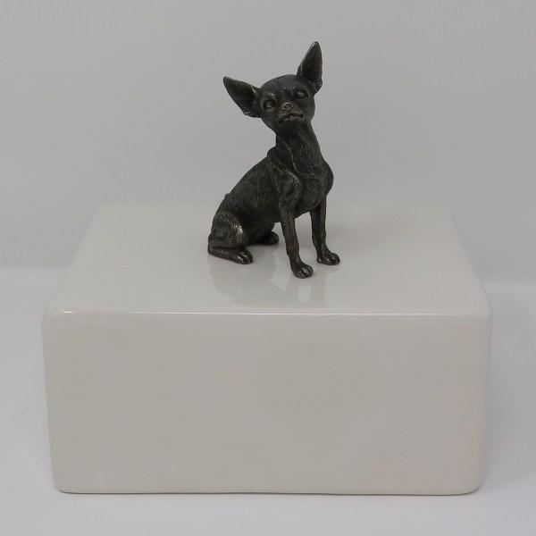 Chihuahua Urne Designurne