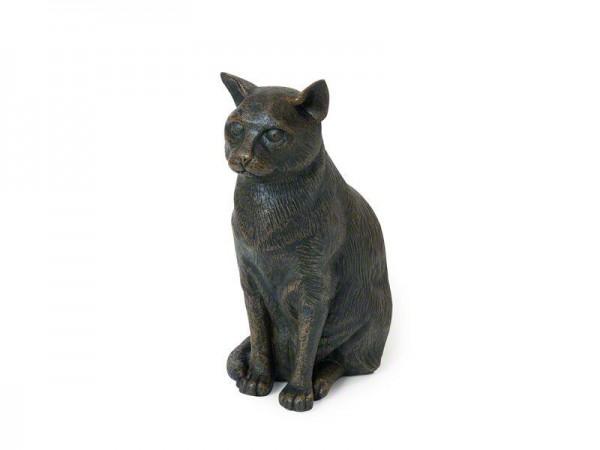 Katzenurne sitzende Katze