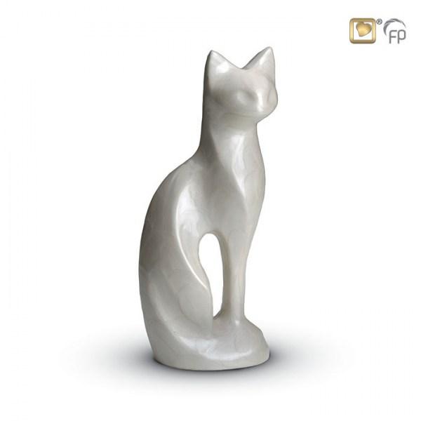 Design Katzenurne mit Effektlack