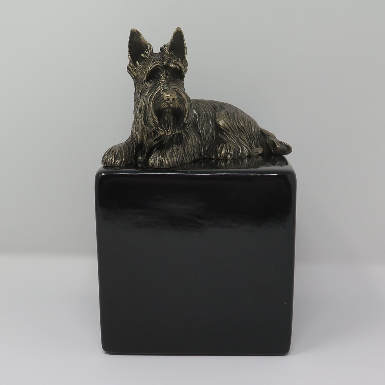 Scottish Terrier Urne Designurne