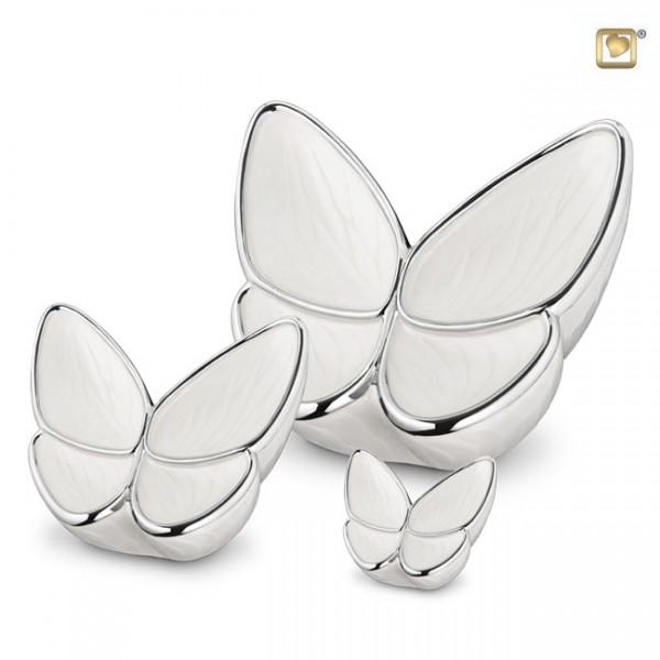 Tierurne Schmetterling