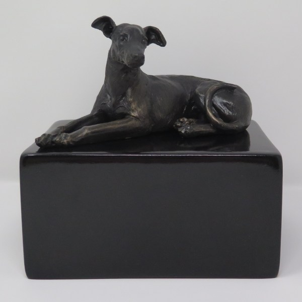 Greyhound Urne Designurne